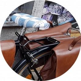 SellOttO-舒适的自行车鞍座解剖男人和女人 - 填充和无压力生殖区 - 人体工学和抗前列腺 - 意大利制造